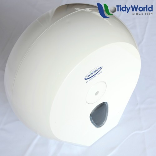 Twinsaver Big Roll Dispenser Tidy World