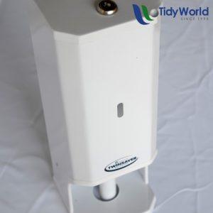 Twinsaver three roll dispenser