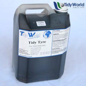 Tidy Tyre Shine