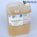 Tidy Wash & Wax