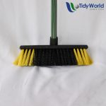 Soft household broom