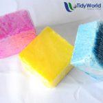 Deodorant blocks