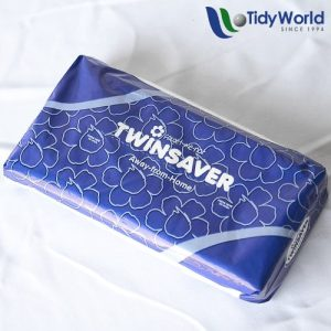 Twinsaver Facial Tissues Soft Pack Tidy World