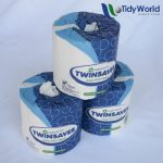 Twinsaver two ply wrapped