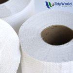 Economy toilet paper