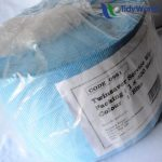 Twinsaver Blue Cloth Wiper Roll