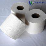 Kleenex 2-ply toilet paper